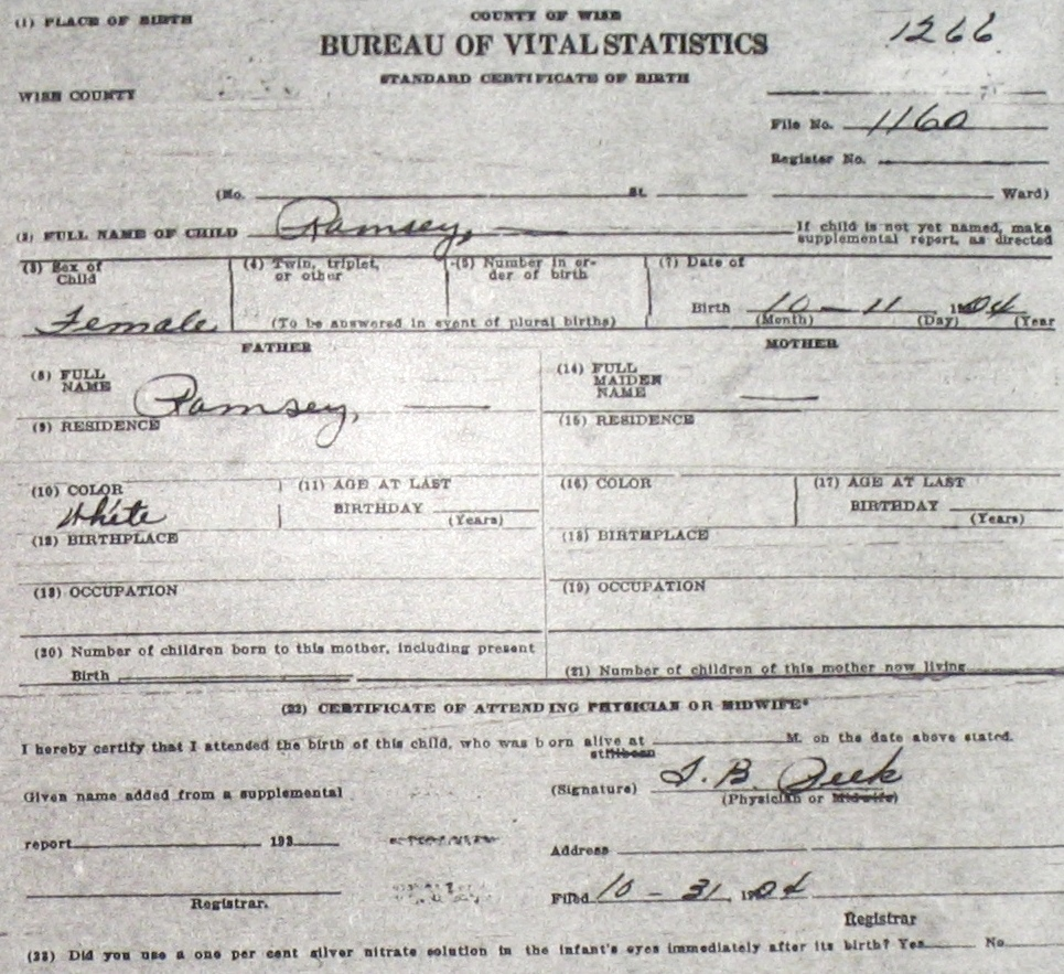 Wise county birth certificates 1900 1930s last names r z ramsdale ines f 102923 joe tx lena tx tackel paradise birthcert 7933g birthcert 7933ag ramsey blank f 82804 james thomas xflitez Image collections