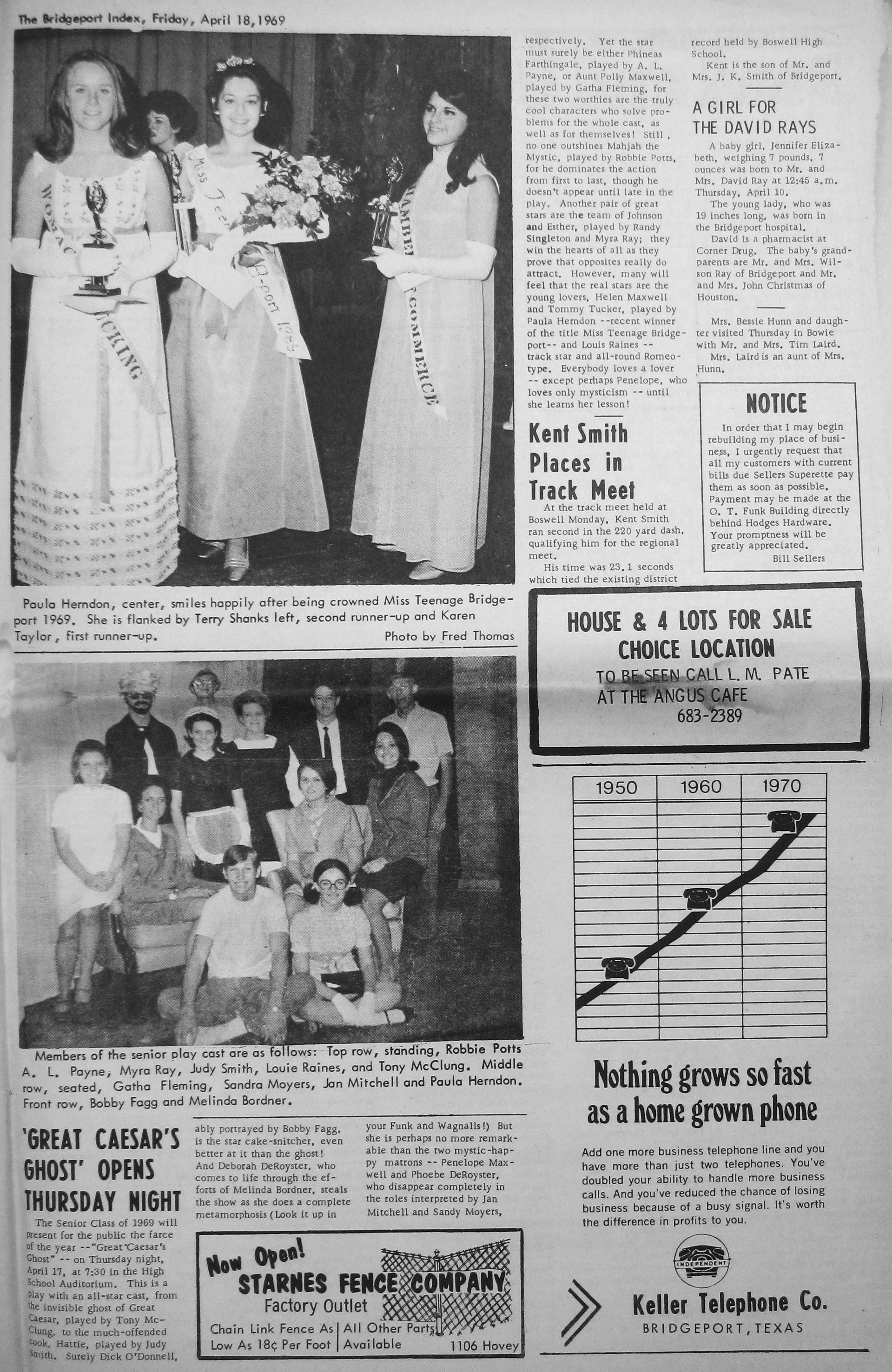 index of s r z from the bridgeport index newspaper smith john e photo supervisors for soil conservation dist 1969 04 11pg14 acircmiddot smith john e photo soil conserations district chairman 1969 04 25pg03