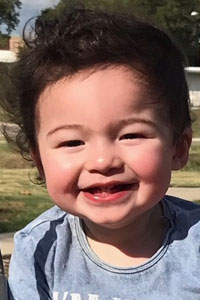 """08b43b8a2f Oliver """"Oli"""" Dean Smith, 2, of Bridgeport, died Sunday, Aug. 19, 2018, in Fort  Worth. Funeral was Aug. 23 at Hawkins Funeral Home in Bridgeport with  burial ..."""